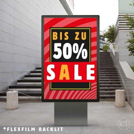 SALE Plakat modern
