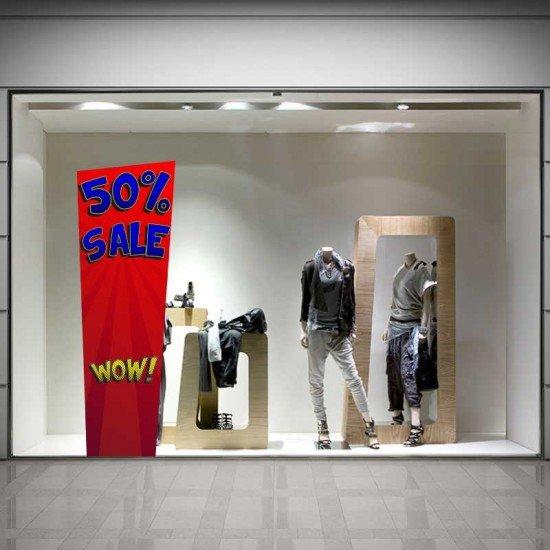 X-Prozent POPART WOW SALE